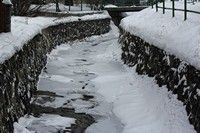 Potok w Mizernej