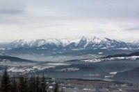 Tatry z Góry Wdżar