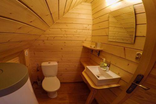 domek - toaleta